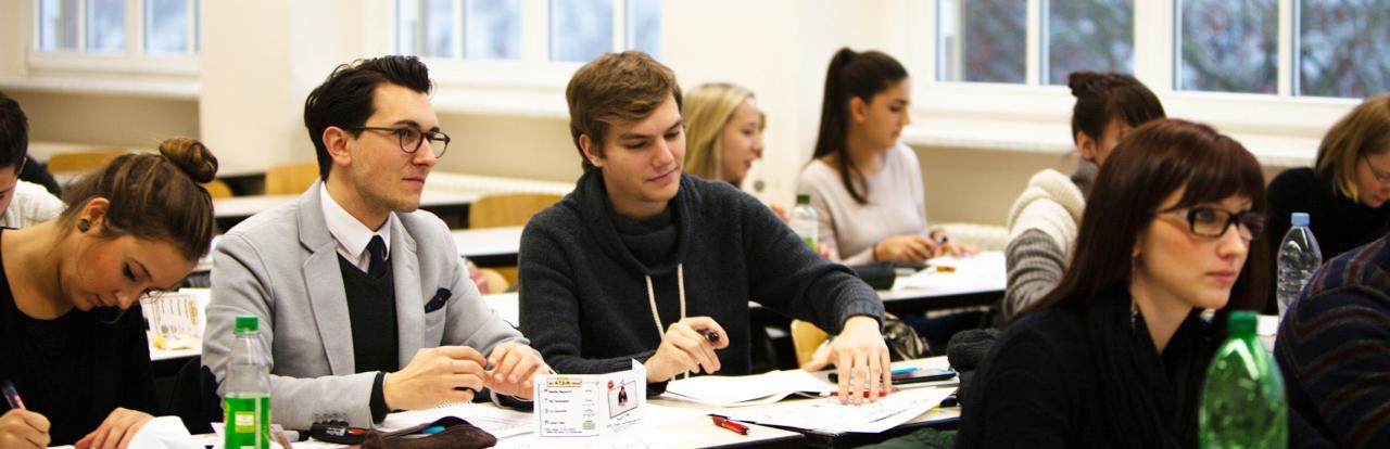 Studierende der Betriebswirtschaftslehre